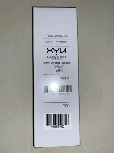 NYX Pencil. MBP. Choose Your Shade .