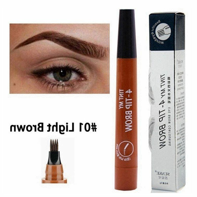 Microblading Eyebrow Pen Waterproof Pencil Long Lasting