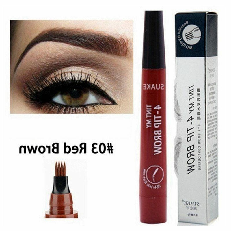 Microblading Eyebrow Pen Fork Eyebrow Tattoo Pencil