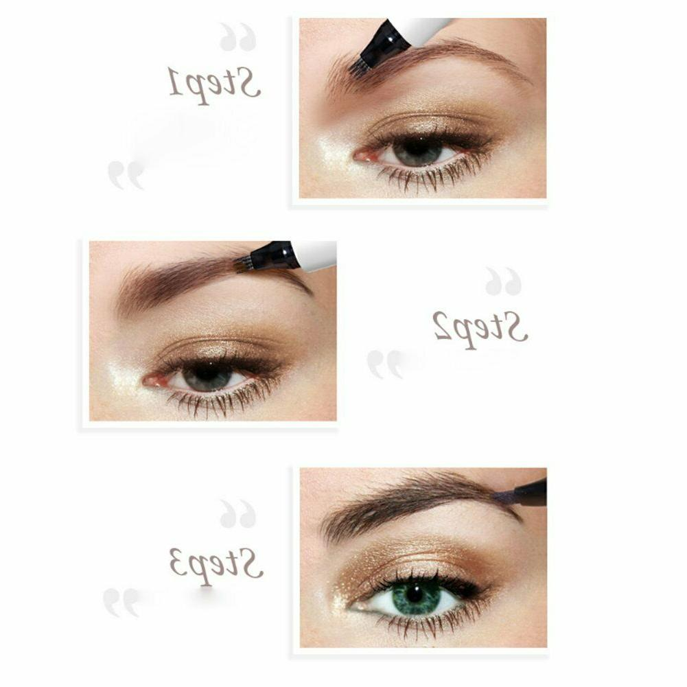Microblading Tattoo Ink Pen Eye Makeup Pencil