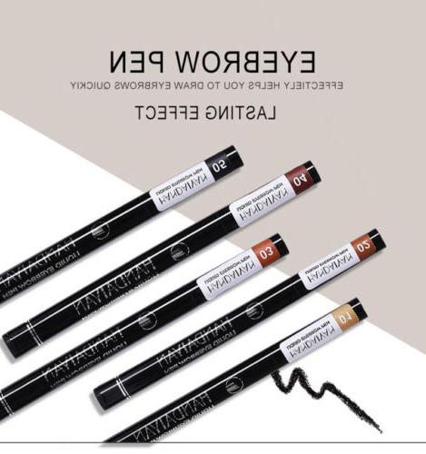 Microblading Ink Pen Long Lasting Brow Pencil
