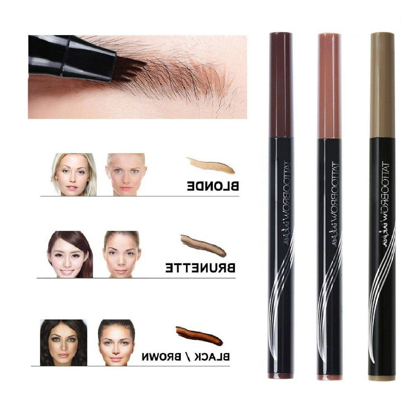 microblading tattoo eyebrow ink pen eye brow