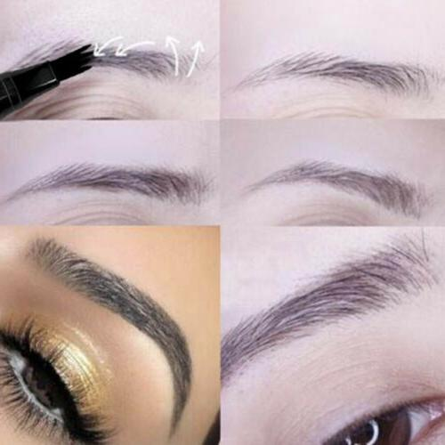 Microblading Tattoo Ink Fork Eye Brow Tools