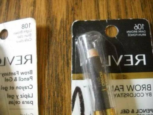 NEW 6 Eyebrow 3 Brands L'Oreal, Cover