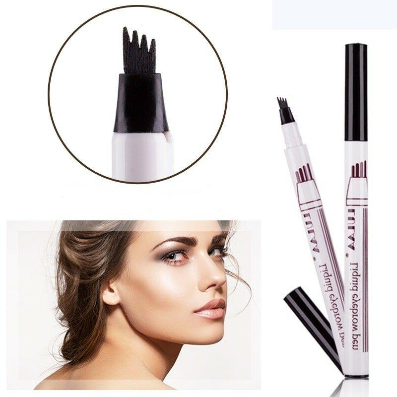 Permanent Pencil Waterproof Make-up Dye Tint