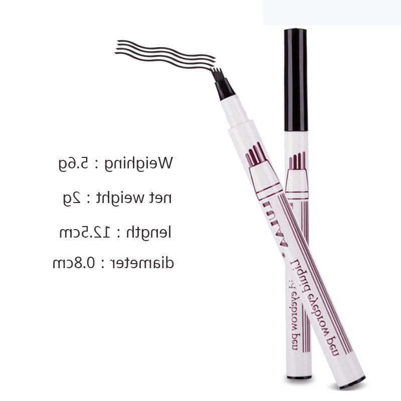 Permanent Eyebrow Make-up Dye Tint