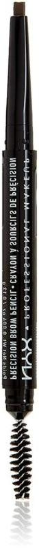 NYX PROFESSIONAL MAKEUP Precision Brow Pencil, Ash Brown, 0.
