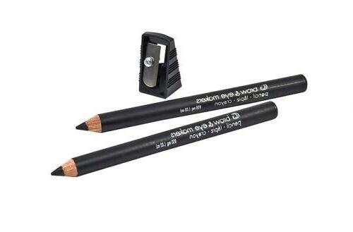 COVERGIRL PRO EYE / BROW ENHANCER 1 SET OF 2 PENCIL MIDNIGHT