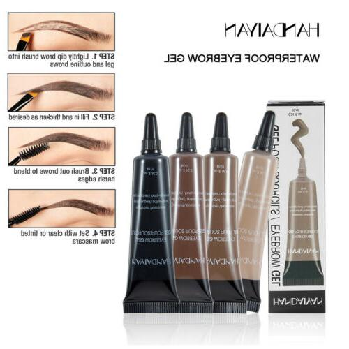 Professional Makeup Eyebrow Waterproof Eyebrow