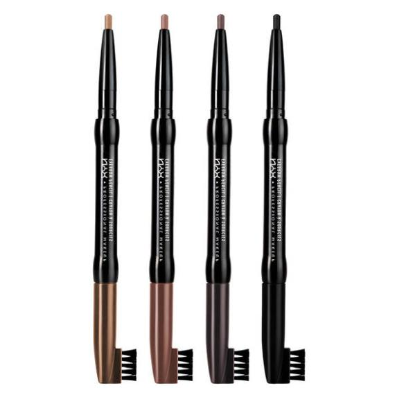 professional makeup auto eyebrow pencil pack of