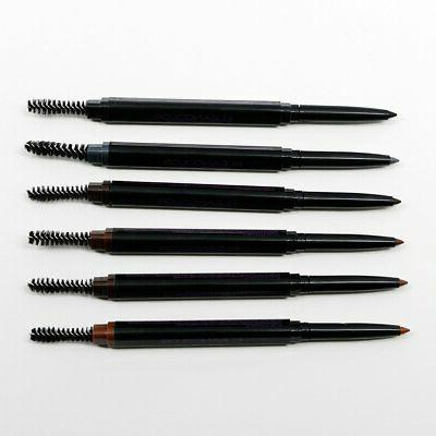 retractable eyebrow pencil 6 colors