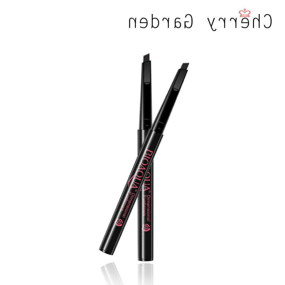 Rotable Eyebrow Waterproof Flat Makeup Definition