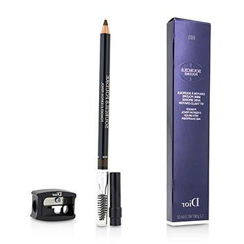 Christian Dior Sourcils Poudre Powder Eyebrow Pencil with Br