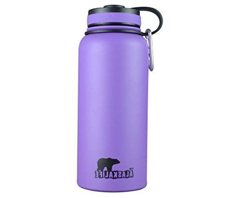 Stainless Water Bottle - - Insulated Water Bottle - Vacuum - Water Bottle 32 Thermos