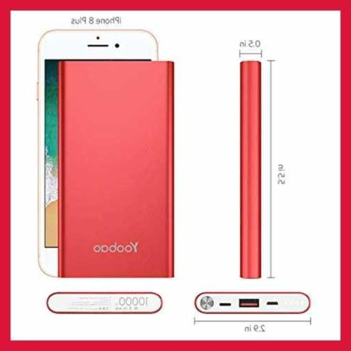 Yoobao Charger Slim Power Bank Powerbank External Cell