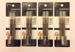 lot 4 fill define eye brow pencils