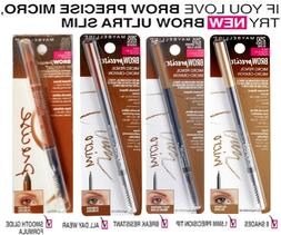 Maybelline Brow Precise Shaping Eyebrow Pencil, marker, 0.02