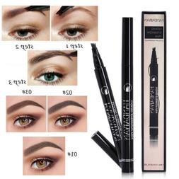 Microblading Tattoo Eyebrow Ink Pen Long Lasting Eye Brow 3D