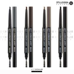 ABSOLUTE NEW YORK PERFECT EYEBROW PENCIL, EYEBROW STENCIL KI