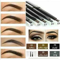 popfeel 5 colors automatic eyebrow pencil eyebrow