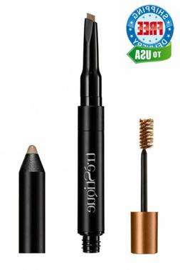 trèStiQue Brow Pencil, Long lasting Eyebrow Pencil + Gel, V