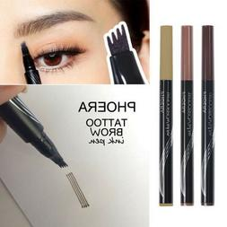 US PHOERA High-end Automatic Matte Eyebrow Pencil Waterproof