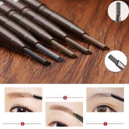 Waterproof Eye Brow Eyeliner Eyebrow Pen Pencil With Brush M