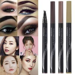 Women TATTOO BROW LINER Microblading Eyebrow Definer Micro P