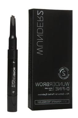 WUNDER2 WUNDERBROW D-FINE Long Lasting Eyebrow Pencil & Gel